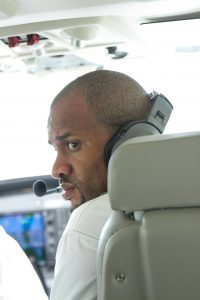 TZ - Me on a demo flight in a brand new Cessna 208B (Sticker price US$2.8m)